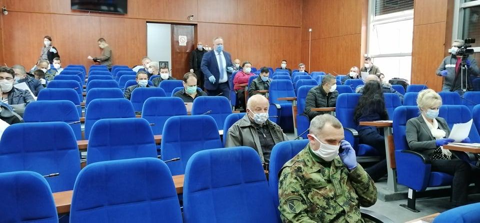 U Leskovcu koronom zaraženo 29, u Vlasotincu 2 i u Bojniku 1 stanovnik