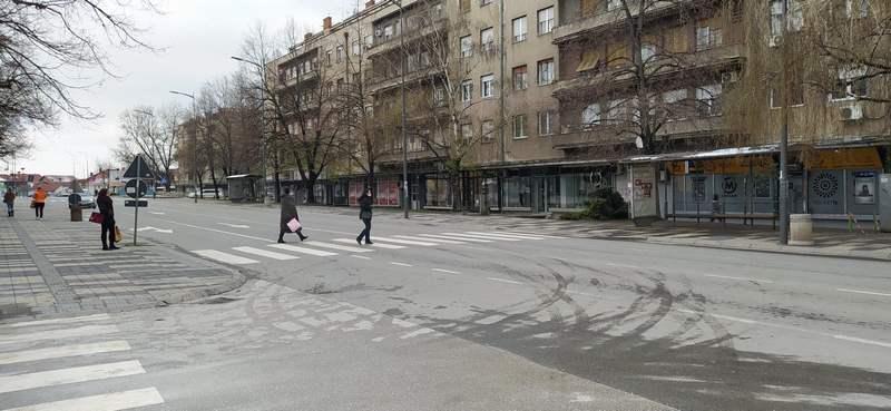 KORONA Leskovčani se pridržavaju upustava, na ulicama samo ko mora