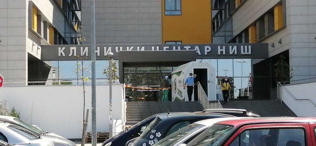 U Nišu hospitalizovana peta trudnica zbog korona virusa