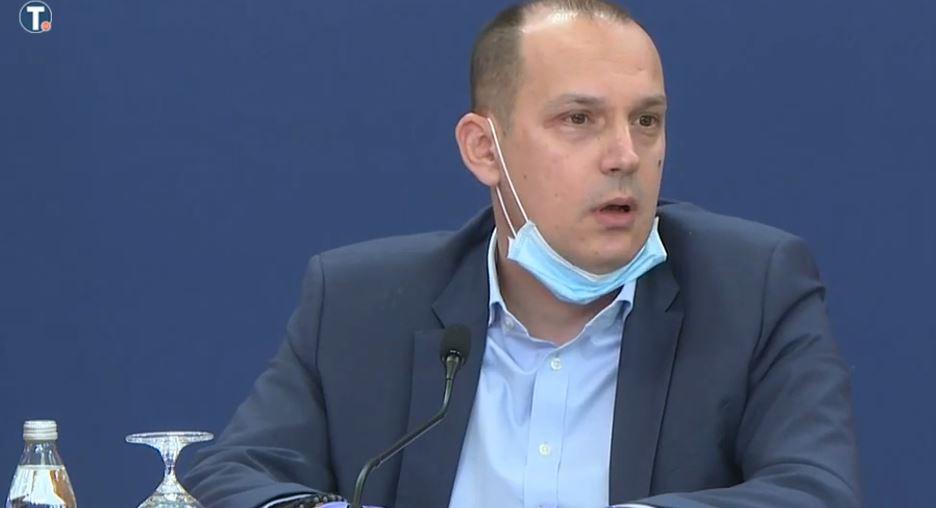 Lončar: Oboleli iz Bujanovca i Preševa se šalju za Leskovac