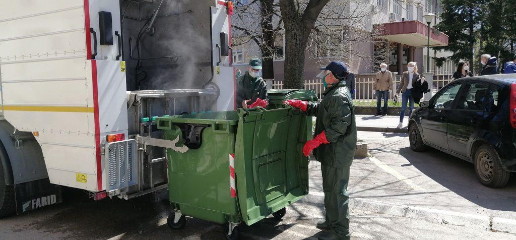 PWW u Leskovcu nabavio novu mašinu za pranje kontejnera