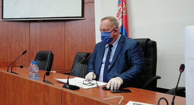 Cvetanović: Dragi sugrađani, budite odgovorni!