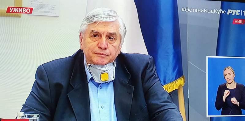 Tiodorović: Ako poštujemo mere, stabilizacija situacije tek polovinom avgusta