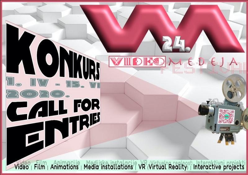VIDEOMEDEJA Konkurs za umetnike i poziv za volontere