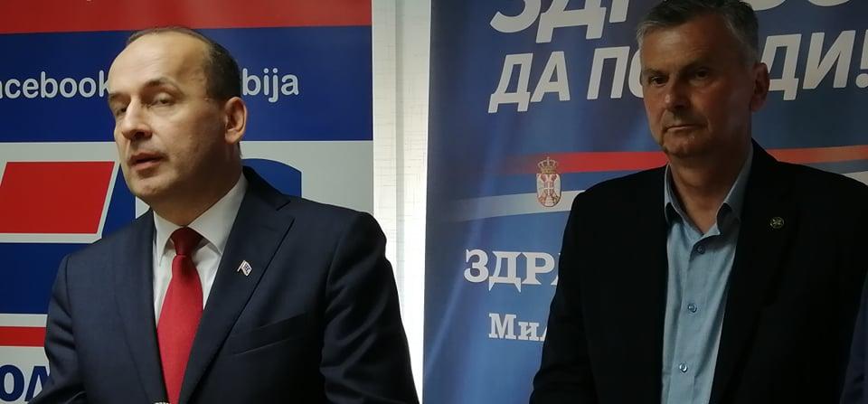 """""""Srbija neće više da radi kako bi se gradio samo Beograd"""""""