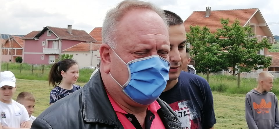 Cvetanović tvrdi da su aktivisti njegove stranke ponovo mete napada poltičkih neistomišljenika