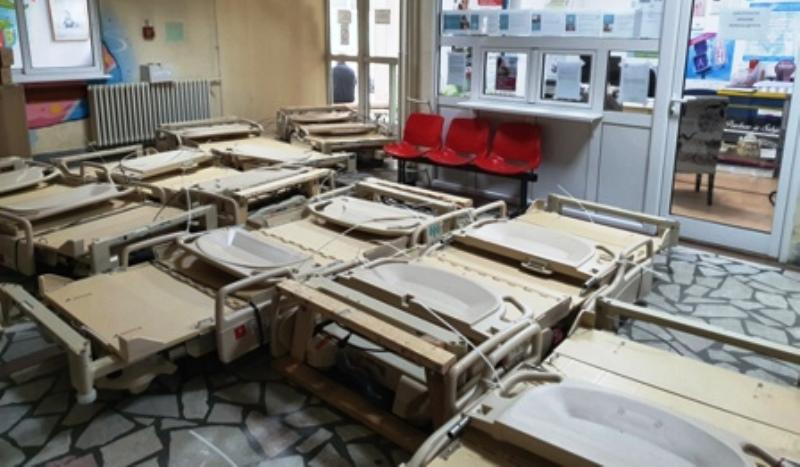 Leskovačkoj bolnici princeza Katarina donirala najmodernije električne krevete i transformatore za intezivnu negu