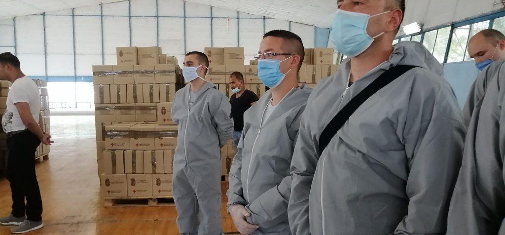 Preko Crvenog krsta 2.838 paketa pomoći za Rome u Leskovcu