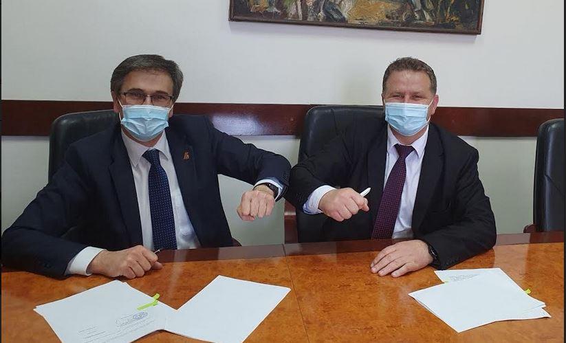 Potpisan ugovor o namenskim transferima u socijalnoj zaštiti