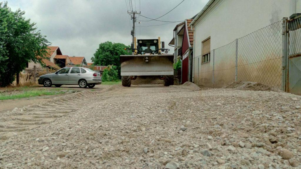Tucanik za meštane naselja Rade Žunić