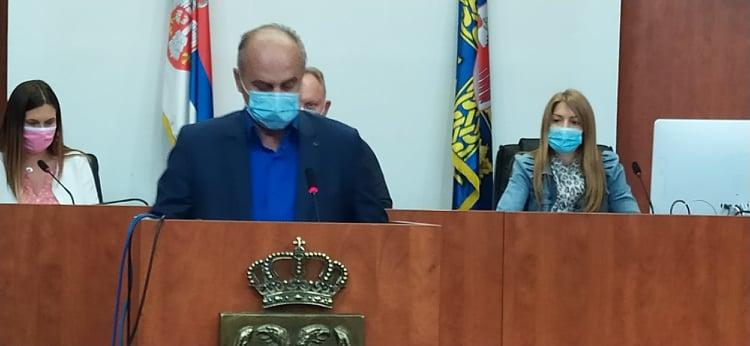 Leskovac: Milan Mitić predsednik komisije za sportske programe