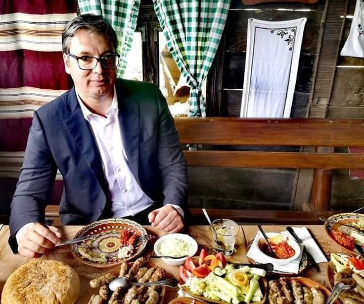 Predsednik Srbije juče nenajavljeno u Leskovcu