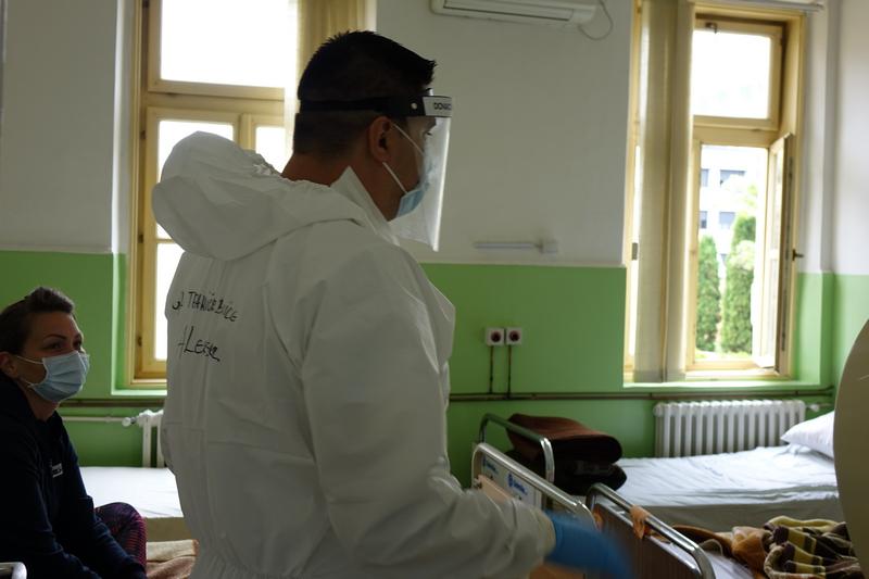 U leskovačkoj kovid bolnici 94 pacijenata, 60 iz Leskovca