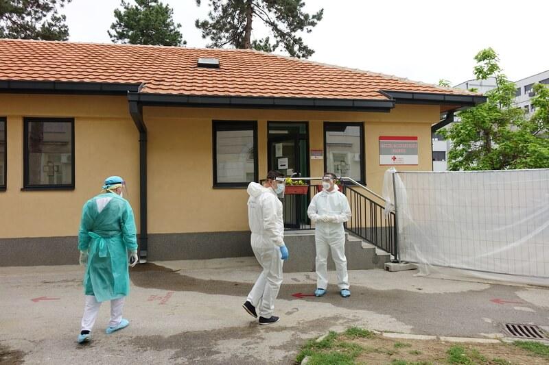 Za jedan dan 31 novoprimljen pacijent u covid bolnicu