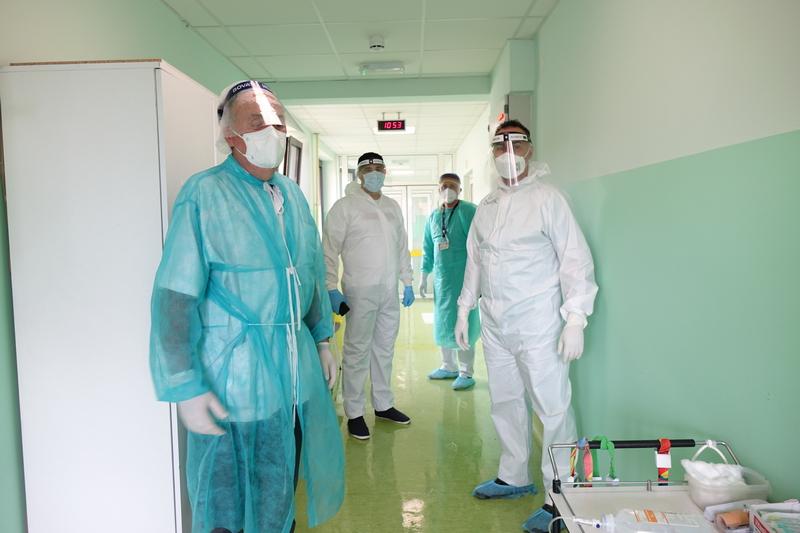 Korona: Alarmatno u Srbiji i na jugu Srbije, pune se kovid bolnice