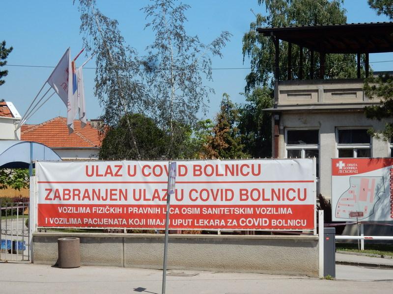 Božidar Miljković novi upravnik Covid bolnice u Leskovcu
