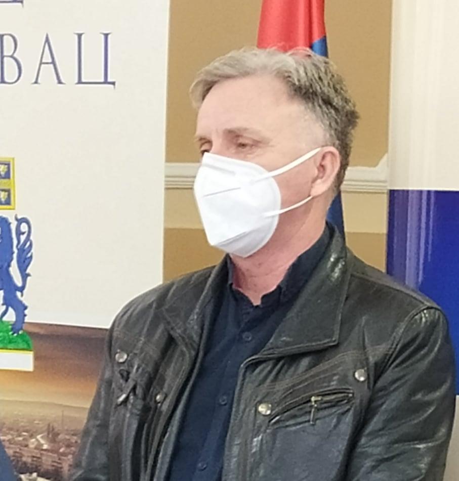 Upravnik Covid bolnice Dragan Jovanović: Borili smo se i dobili bitku, sačuvali pacijente i osoblje