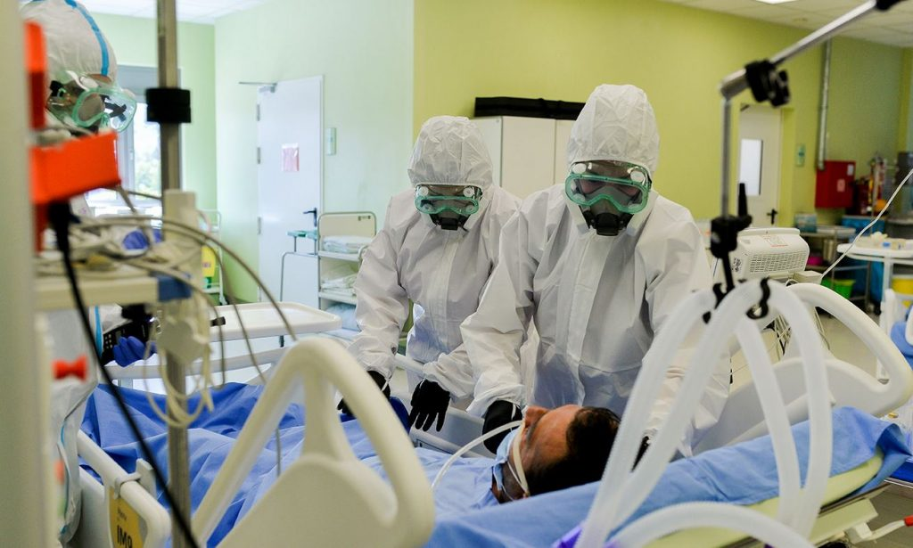 Preminulo još 57 osoba od posledica korone, na respiratorima 245 pacijenata