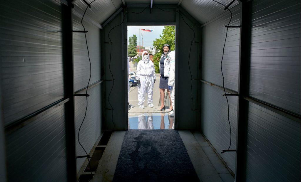 """Situacija sa korona virusom na jugu Srbije relativno dobra, Tiodorović kaže da to ne sme da nas """"uljuljka"""""""