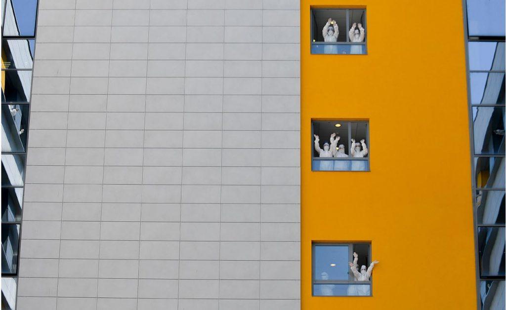 Kapaciteti u Nišu skoro popunjeni, prvi put teže oboleli i u hali Čair