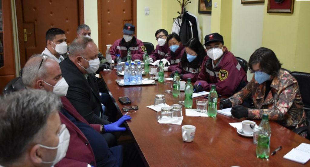 Eksperti iz Kine savetuju kako da se spreči dalje širenje epidemije u Leskovcu