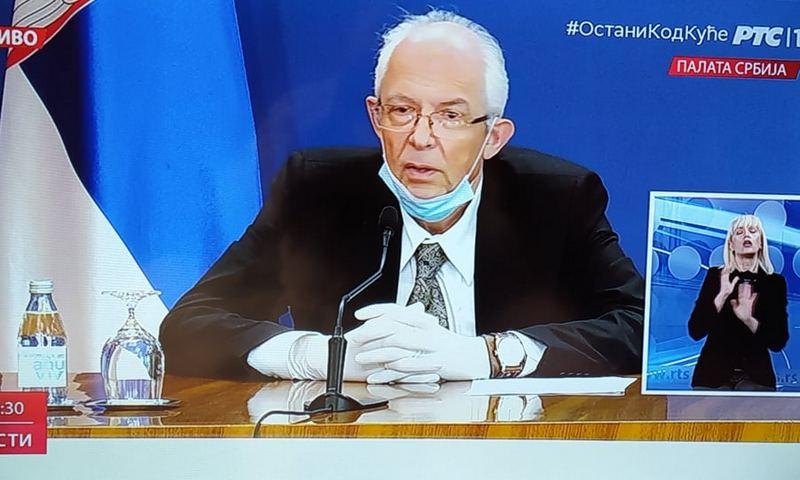 Novozaraženih u Srbiji 114, prvi put ispod 2 posto u odnosu na broj testiranih