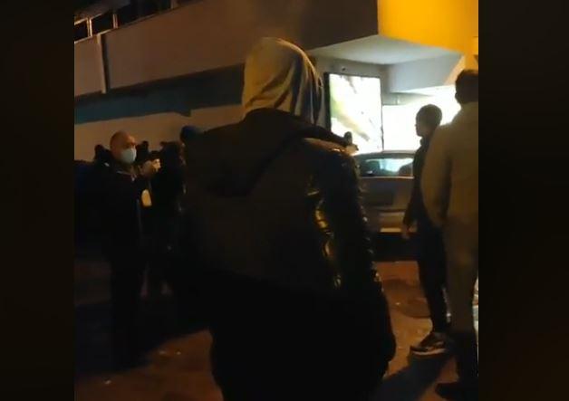Propao plan za bakljadu u Nišu, organizatori se razbežali, policija legitimisala novinare