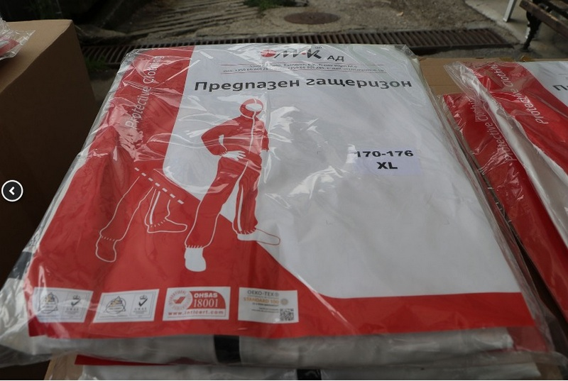 Bugarska donirala medicinsku opremu zdravstvenim ustanovama na jugu i jugoistoku Srbije