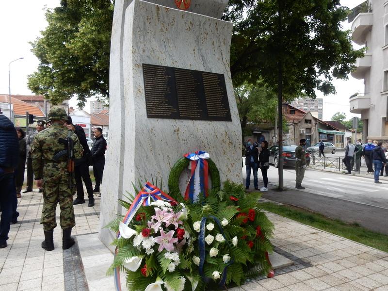 U Leskovcu odata pošta poginulima na Paštriku, borcima koji su odbaranili ganice Srbije od NATO agresora i terorista