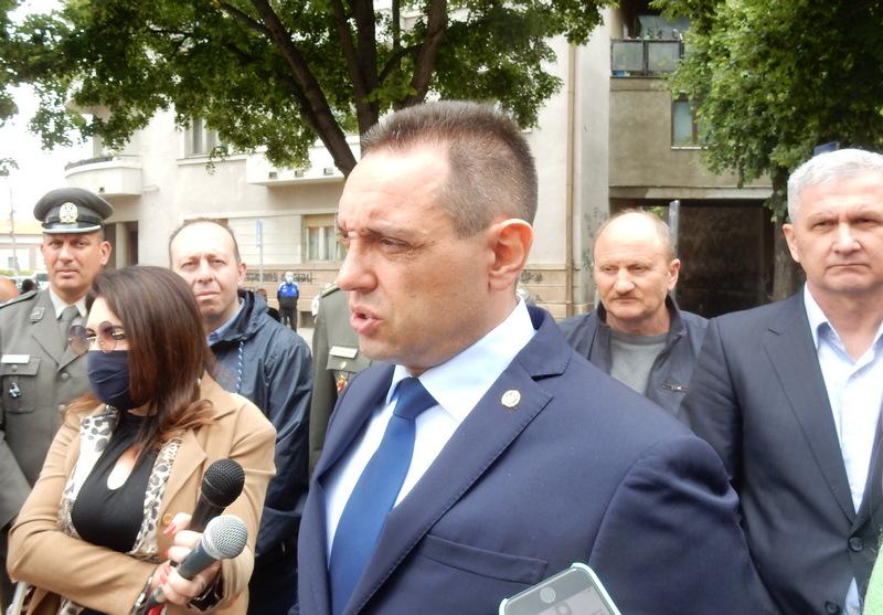Ministar Vulin: Učesnicima rata na Kosovu i Metohiji su isplaćene dnevnice?