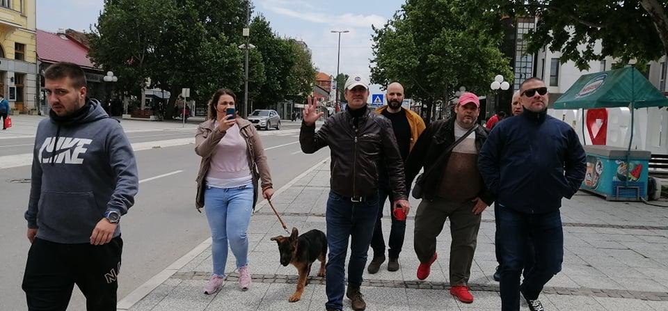 PSG Leskovac osudio napad na Trifunonića, pozivaju građane da im daju svoj potpis