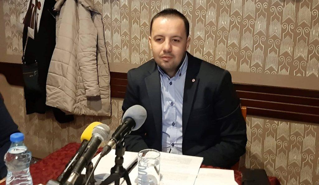 """Grupa građana """"Vranje Vranjancima"""" raskinula koaliciju sa Jedinstvenom Srbijom"""