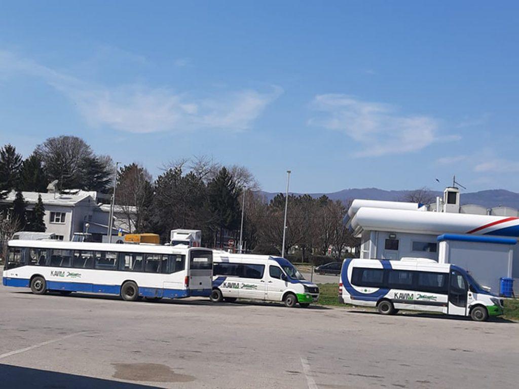 Međumesni saobraćaj u Vranju od ponedeljka