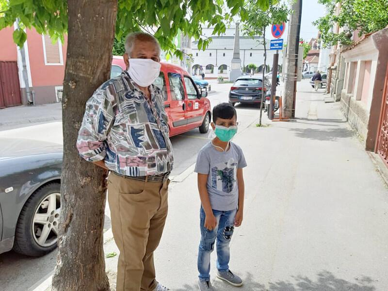 Vranje: Život u žarištu korone