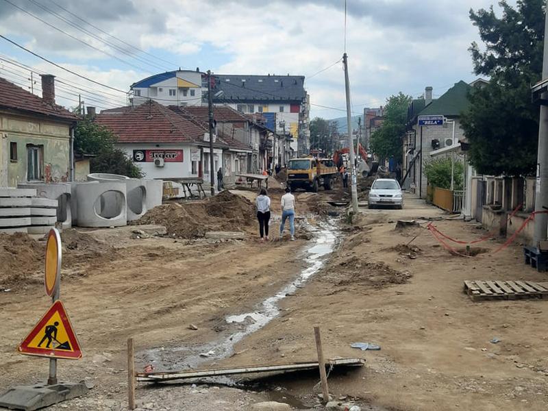 Vranje: Zatvoren za saobraćaj deo ulice Bore Stankovića