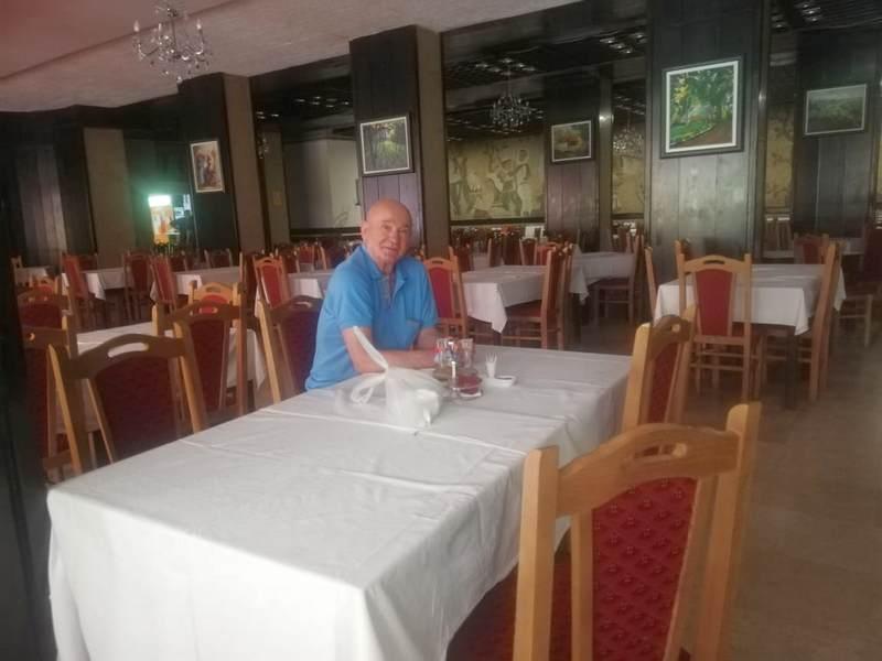 Jedini gost u hotelu u Sijarinskoj Banji: Osećam se kao car Selasije i Tito