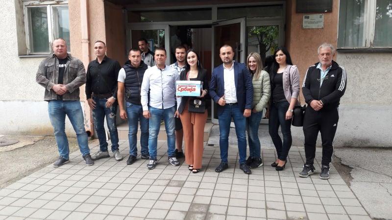 Jedinstvena Srbija prvi put samostalno izlazi na izbore u Lebanu
