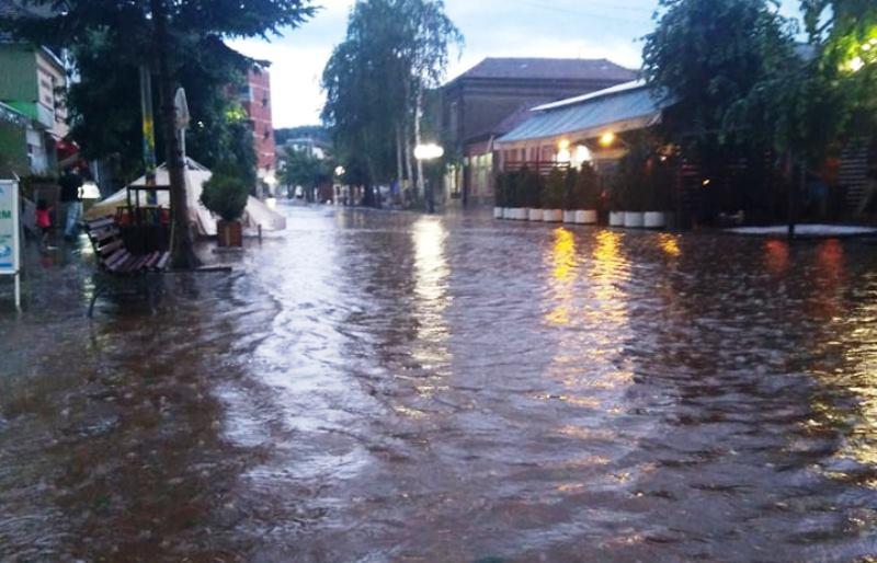 Lebane pod vodom