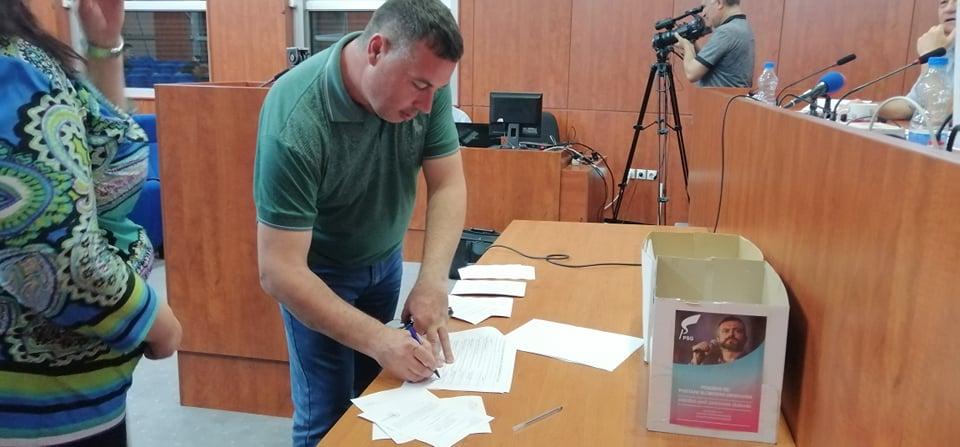 Ispravljene sve četiri nepotpune izborne liste u Leskovcu