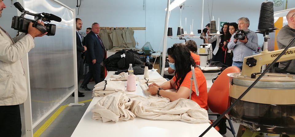 Tekstilna industrija budućnost grdeličkog kraja