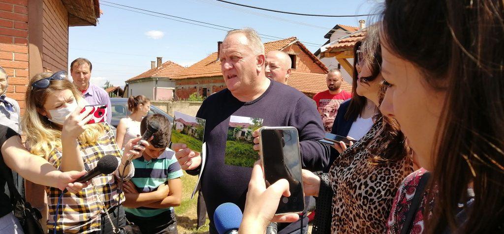 Cvetanović: Uložili smo u mesne zajednice deset puta više nego Gojko, Vladan Marinković, Dragoljub Živković i Slobodan Kocić zajedno