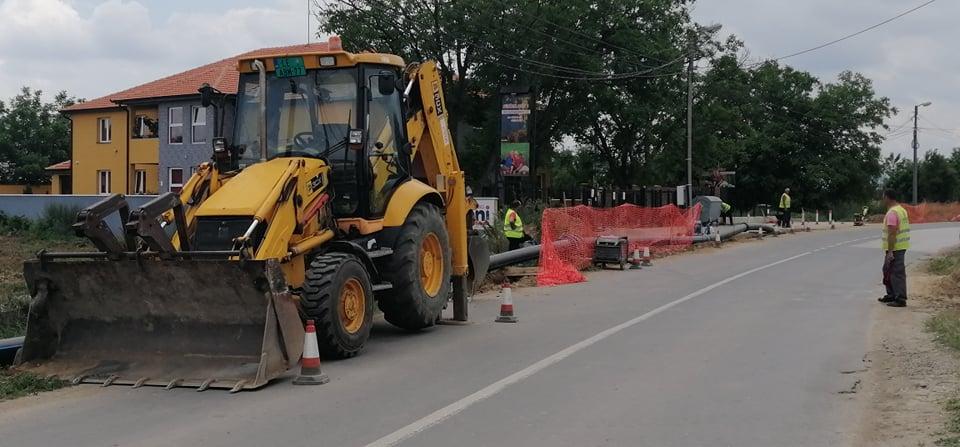 Rekonstrukcija vodovodne mreže u naselju Rade Žunić prioritet