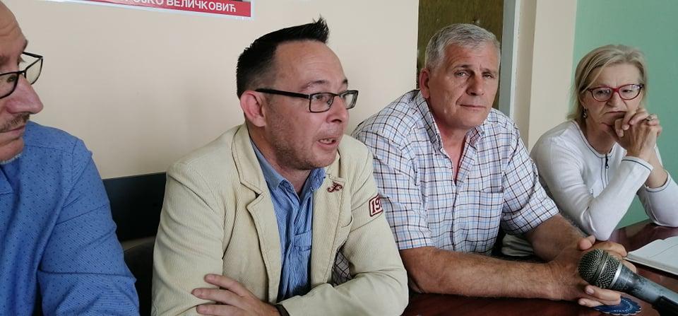 """Iz Grupe građana """"Gojko Veličković"""" obećavaju kazne za parking od 500  dinara i subvencije za ratne veterane"""