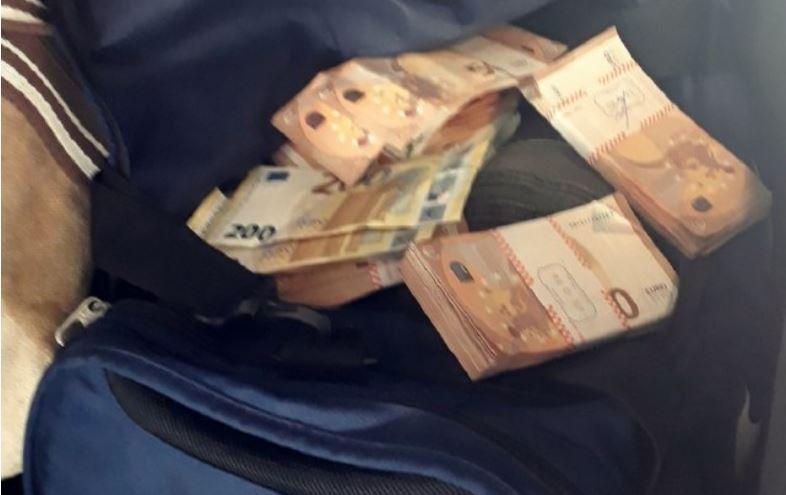 Na granici zaplenjeno preko 100.000 evra, krili novac u čarapama