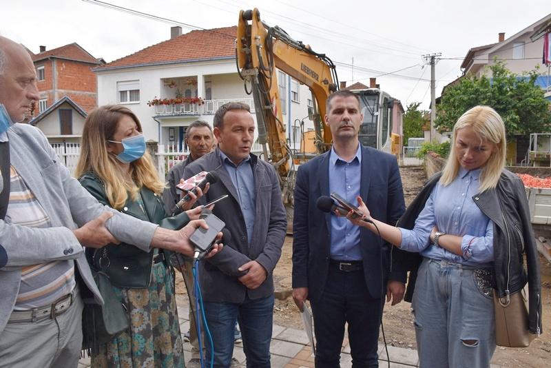 Za rekonstrukciju Rudarske ulice 8,4 miliona