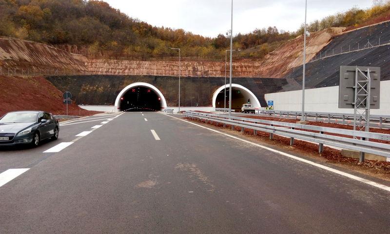 Počeo polugodišnji pregled sistema u tunelima Bancarevo, Sopot i Sarlah na istočnom kraku Koridora 10