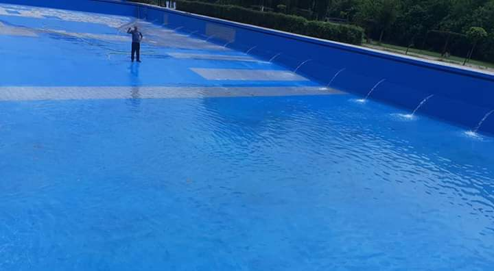 Gradski bazen se otvara za kupače 1. jula