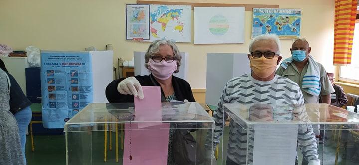 Do 16 časova na izbore izašlo 40% Piroćanaca