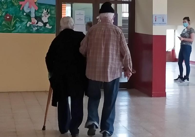 Ovako su do 10 sati glasali građani u Topličkom okrugu