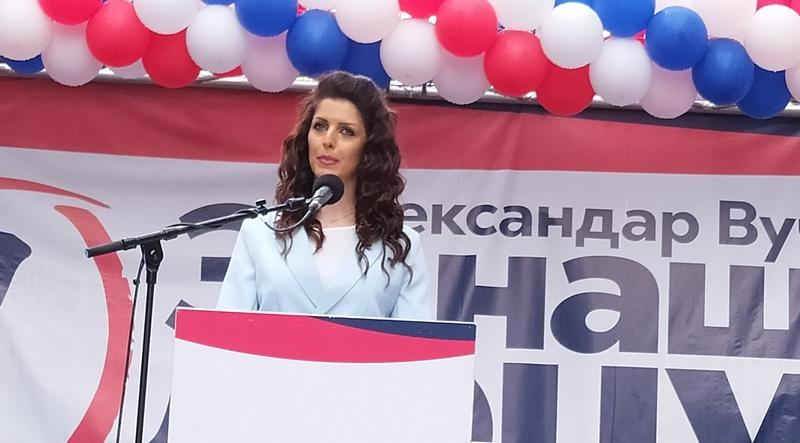 Jelena Kocić nije više potpredsednica leskovačkih naprednjaka, podnela ostavku